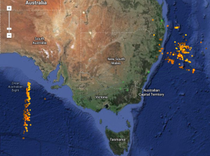 Active lightning storms within range on 40m